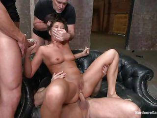 Смотреть порноролики двойное проникновение