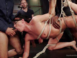 Принудительный секс с госпожой