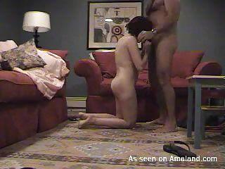 Муж ебет жену домашние порно