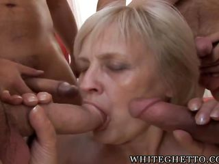 Секс втроем старые