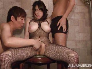 Порно огромные натуральные груди