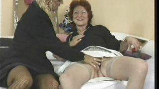 страстное ретро порно