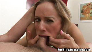 порно мачеху в рот