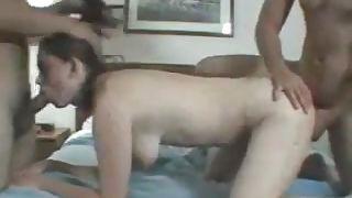 любительское групповое порно вк