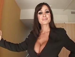 Секретарша трансик порно