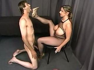 Порно фемдом порка