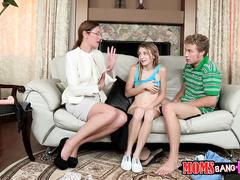 Порно старые семейные пары