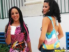 Лесбиянка на лице видео