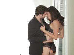 Красивая проститутка порно