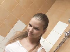 Красотки в бане