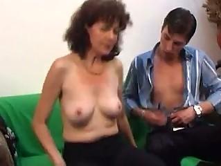 Оргазм зрелой русской