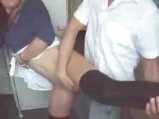 Секс в публичном доме