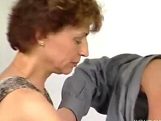 Порно кастинг зрелых русских дам